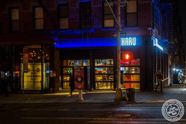 Haru in Hell's Kitchen, NYC, NY
