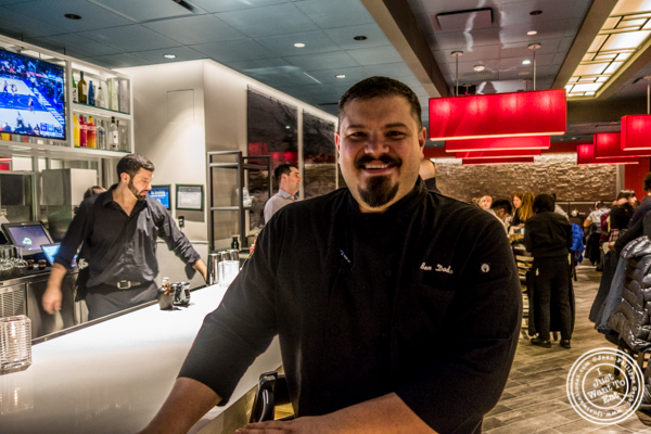 Chef Ben Dodaro from Haru in Hell's Kitchen, NYC, NY