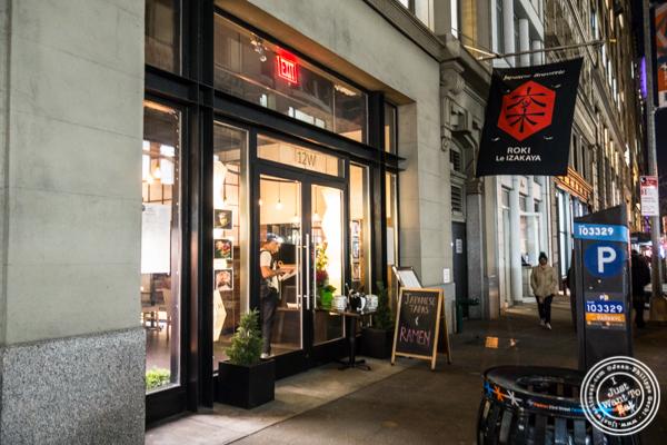 ROKI Le Izakaya in NYC, NY