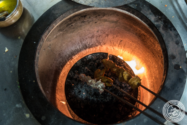 Tandoor oven at Chawlas2 in Gramercy, NYC, NY