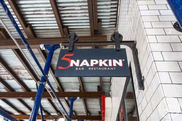 5 Napkin Burger on the Upper East Side, NYC