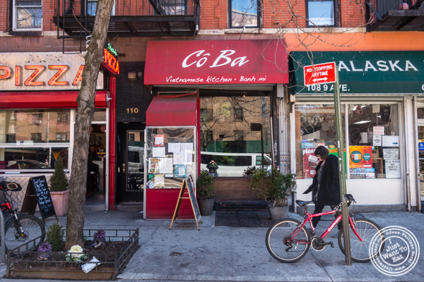 Co Ba in Chelsea, NYC