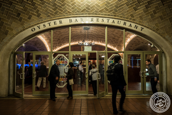 Grand Central Oyster Bar in NYC, NY
