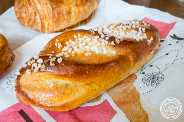 Pain viennois at Cannelle Patisserie in Long Island City