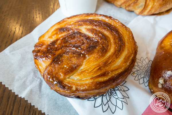 Kouign Aman at Cannelle Patisserie in Long Island City