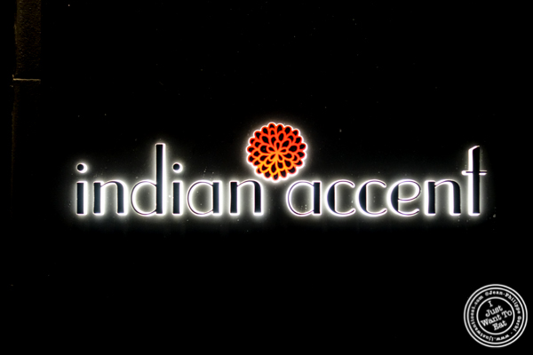 Indian Accent in NYC, NY