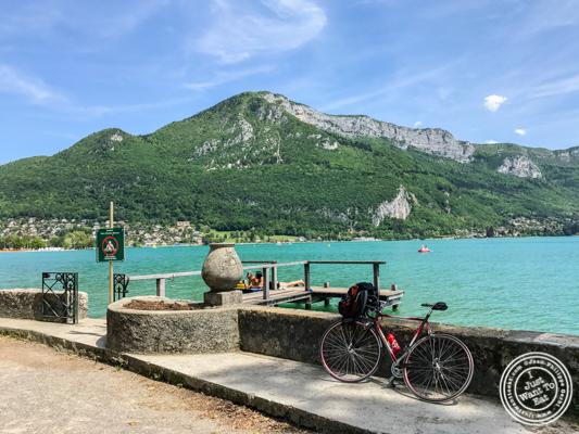 Annoy Lake, France