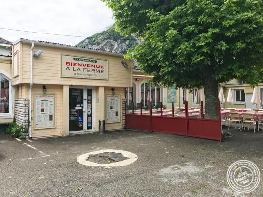 La Ferme à Dédé in Sassenage, France