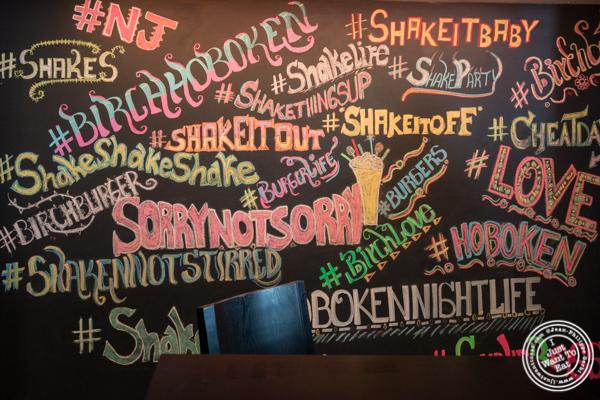 Wall at Birch Hoboken, NJ