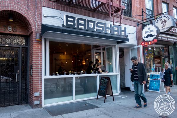 Badshah Modern Indian in Hell's Kitchen, NYC