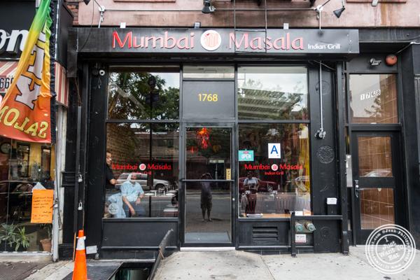 Mumbai Masala Indian Grill in Harlem