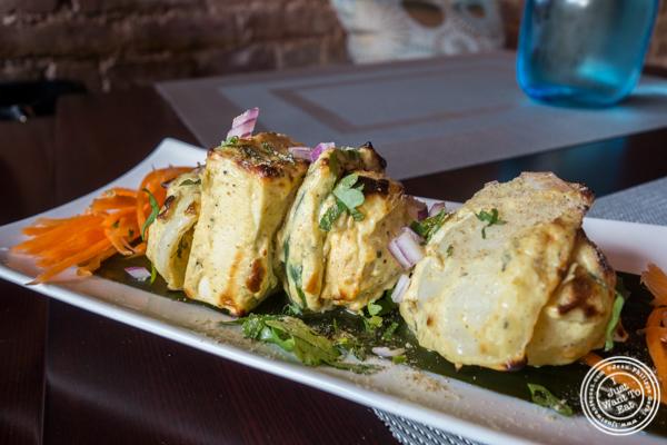 Tandoor veg at Mumbai Masala Indian Grill in Harlem