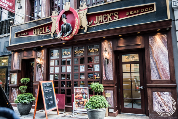 Uncle Jack's Steakhouse in Midtown West , NYC