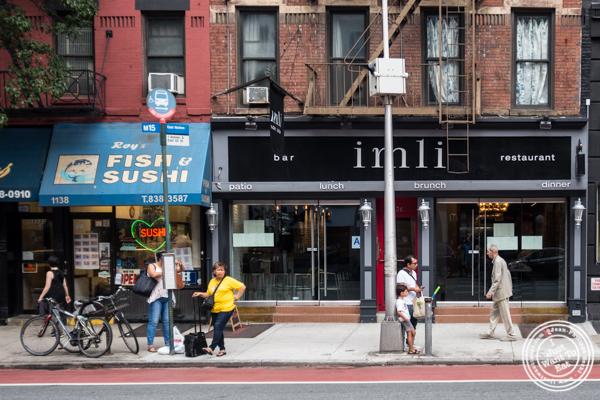 Imli Urban Indian Food on the Upper East Side, NYC