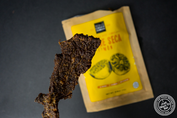 Carne Seca Limon from People's Choice Beef Jerky