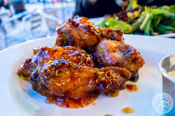 Asian Chicken Wings at La Olas in Hoboken, NJ