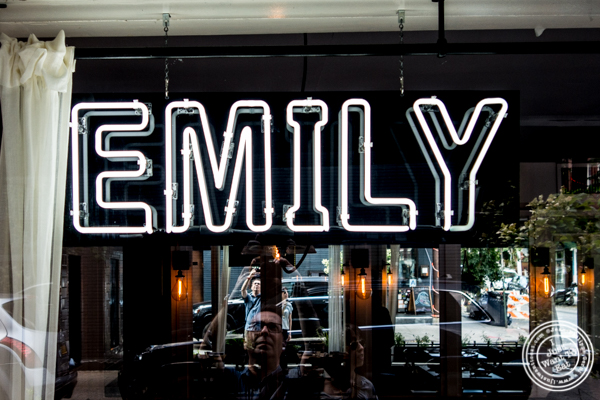 Emily in The West Village