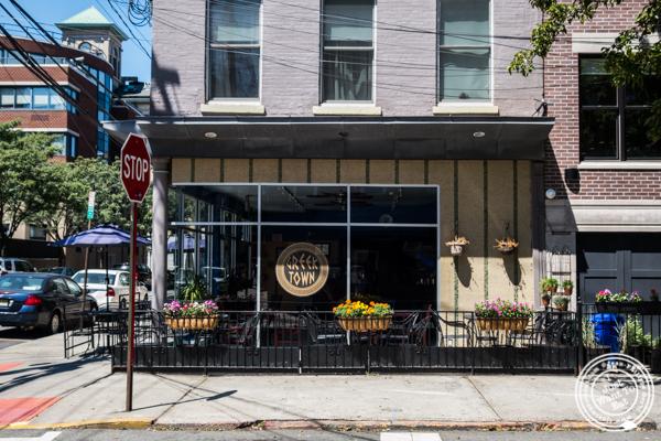 Greek Town in Hoboken, NJ