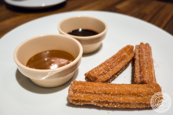 Churros at Habanero Blues in NYC,NY