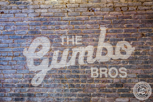 Logo of The Gumbo Bros in Brooklyn