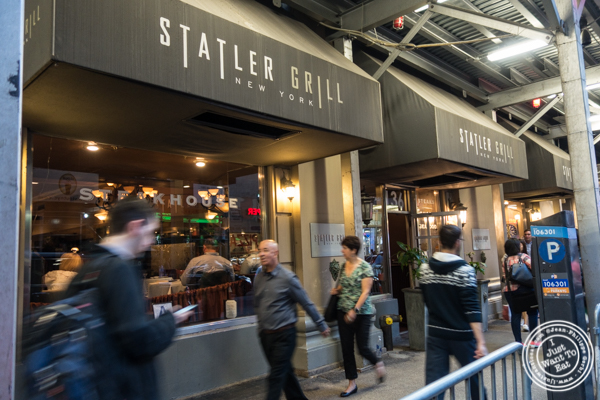 Statler Grill in NYC, NY