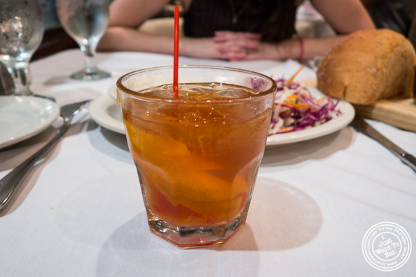 Old Fashioned at Statler Grill in NYC, NY