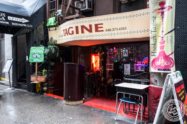 Tagine, Moroccan restaurant near Times Square — I Just Want