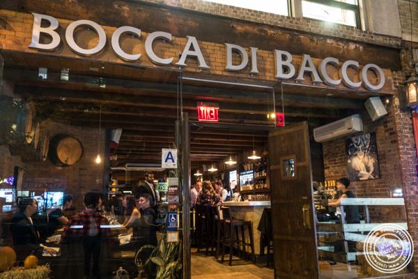 Bocca di Bacco in Hell's Kitchen