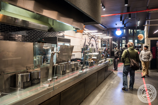 Opened kitchen at Indikitch in NYC, NY