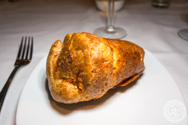 Popover at Lincoln Square Steakhouse on the Upper West Side, NYC