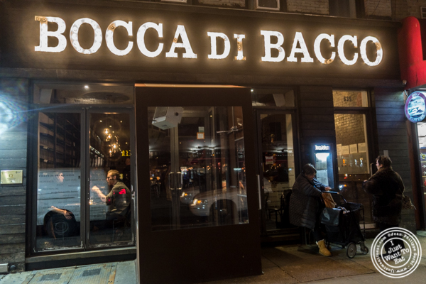 Revisit Bocca Di Bacco In Hell S Kitchen I Just Want To