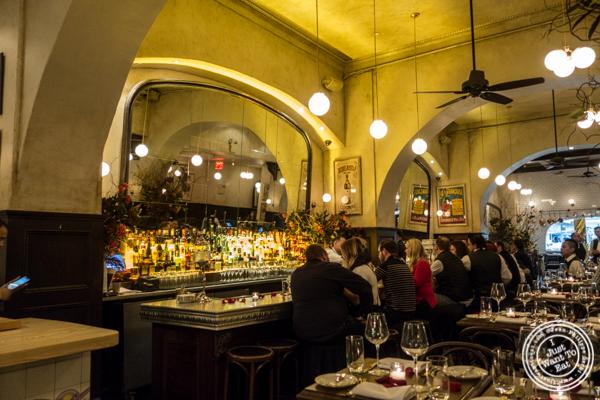 Bar area at Boucherie Park Avenue South