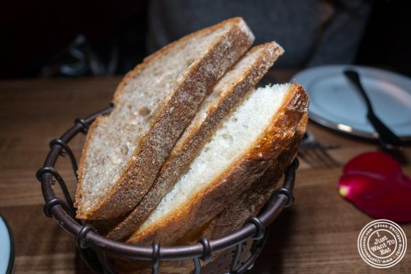 Bread basket at Boucherie Park Avenue South