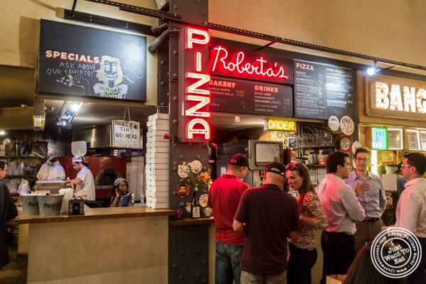 Roberta S Pizza At Urbanspace Vanderbilt I Just Want To