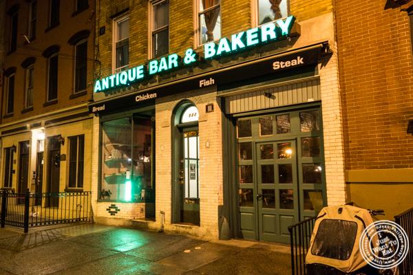 Antique Bar & Bakery in Hoboken, NJ