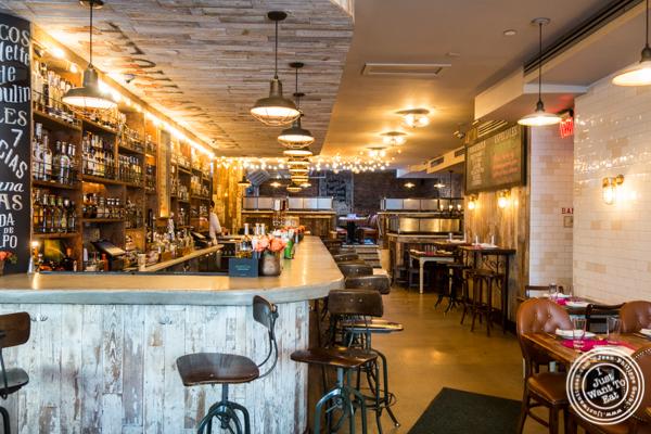Tacuba in Hell's Kitchen, NYC, NY