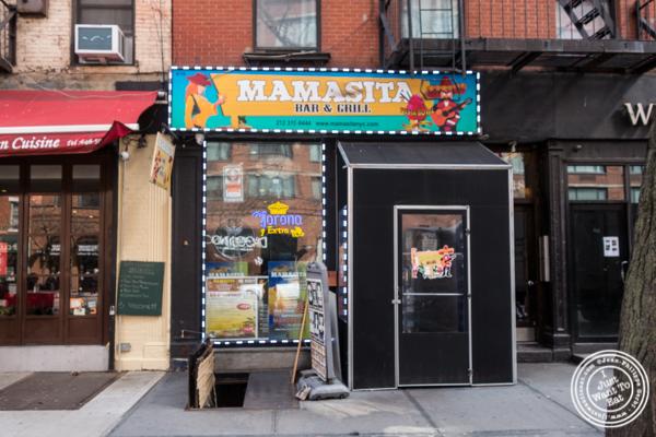 Mamasita in Hell's Kitchen, NYC, NY