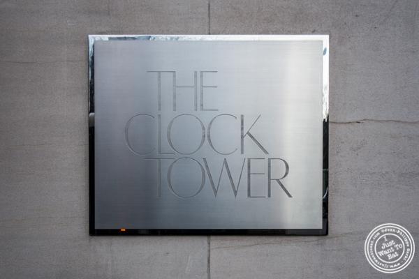 The Clocktower in NYC, NY