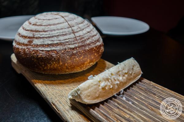 Bread at The Clocktower in NYC, NY