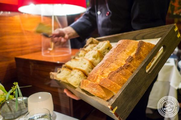 Bread at Marea in NYC, NY