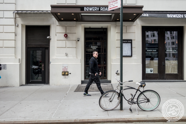 Bowery Road near Union Square