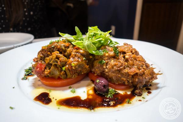 Salade Mediterraneenne at Barbes in Hoboken, NJ