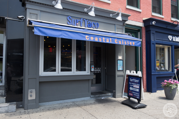 Surf Taco in Hoboken, NJ