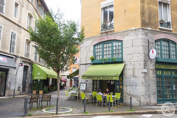 Creperie Cadet Rousselle in Grenoble, France