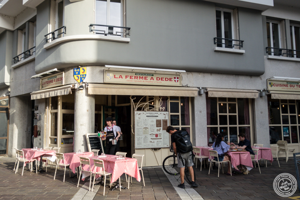 La Ferme a Dédé in Grenoble, France