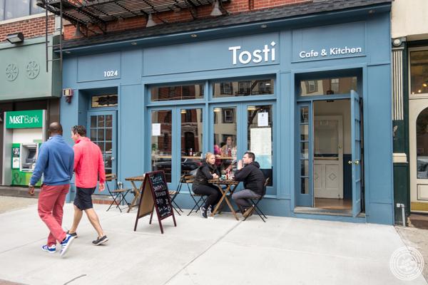 Tosti in Hoboken, NJ