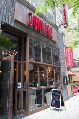 Brunch At Juniper Bar Near Penn Station I Just Want To Eat