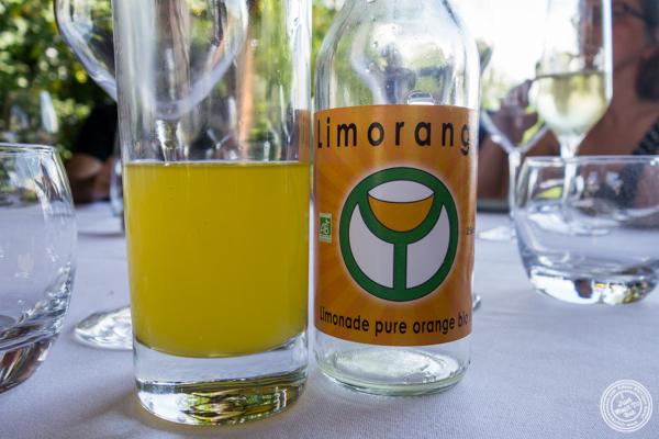 Limorange at La Corne D'Or in Corenc, France