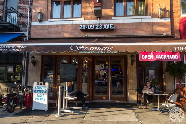 Stamatis Greek Restaurant In Astoria Queens I Just Want