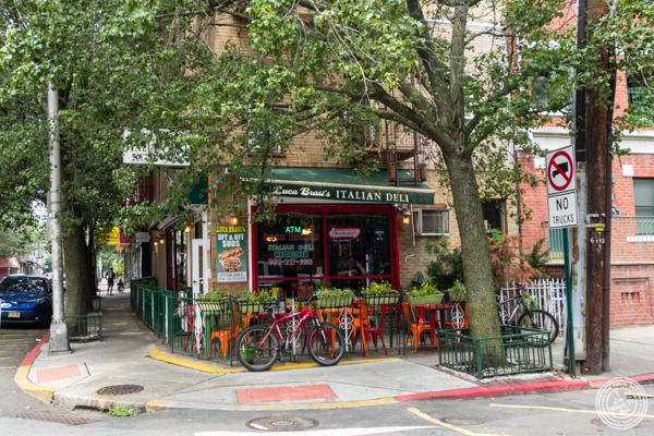 Luca Brasi's in Hoboken, NJ